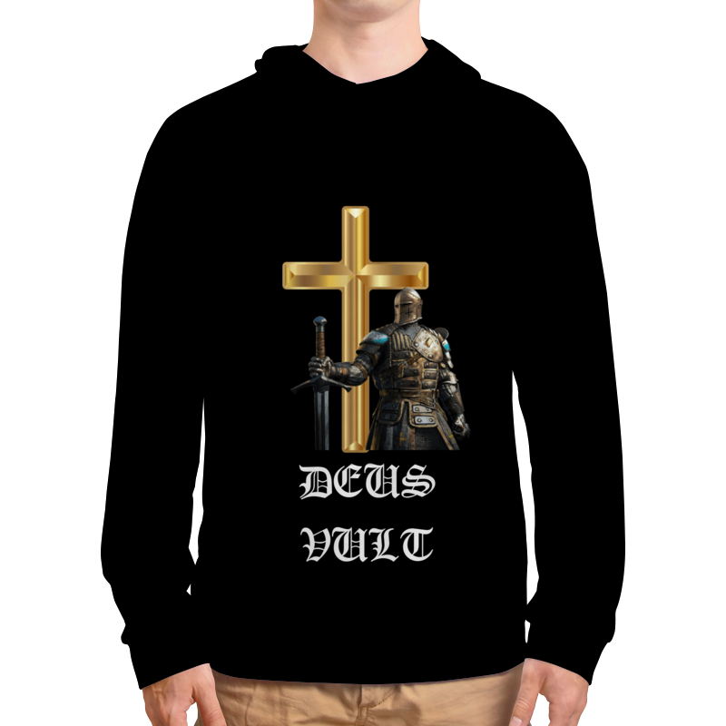 лучшая цена Printio Deus vult. крестоносцы