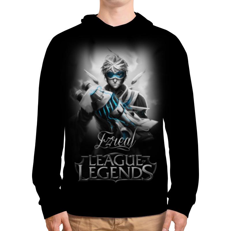 где купить Толстовка с полной запечаткой Printio League of legends. эзреаль по лучшей цене