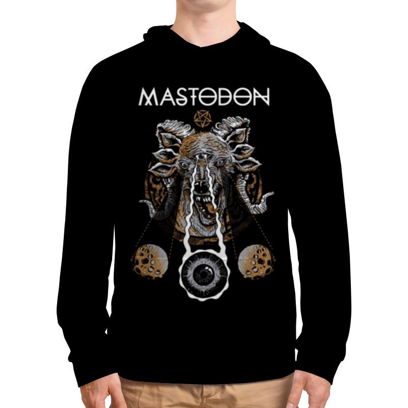 Толстовка с полной запечаткой Printio Mastodon mastodon mastodon live at the aragon 2 lp dvd