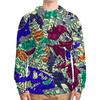 """Толстовка с полной запечаткой """"Camouflage 3D"""" - стиль, иллюзии, абстракция, 3d, камуфляж"""