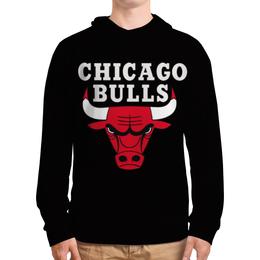 """Толстовка с полной запечаткой (Мужская) """"Чикаго Буллз"""" - chicago bulls, чикаго буллз"""