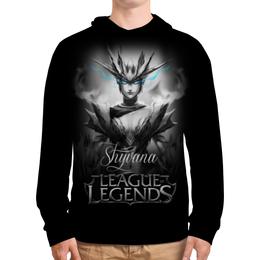 """Толстовка с полной запечаткой """"League of Legends. Шивана"""" - lol, league of legends, геймерские, shyvana, шивана"""