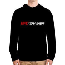 """Толстовка с полной запечаткой """"спорт UFC"""" - ufc, спорт, бокс, mma"""
