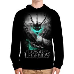 """Толстовка с полной запечаткой """"League of Legends. Треш"""" - lol, league of legends, треш, геймерские, tresh"""