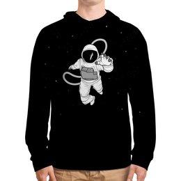 """Толстовка с полной запечаткой """"Путь к звездам"""" - звезды, космос, наука, астрономия, the spaceway"""