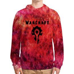 """Толстовка с полной запечаткой """"Warcraft"""" - игры, компьютерные игры, warcraft, варкрафт, военное ремесло"""