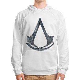 """Толстовка с полной запечаткой """"Assassin's Creed"""" - assassins creed, ubisoft, братство, abstergo, прыжок веры"""