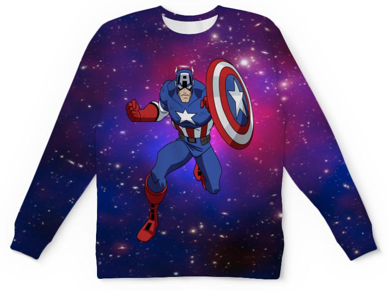 Детский свитшот унисекс Printio Супермен детский костюм супермен 30