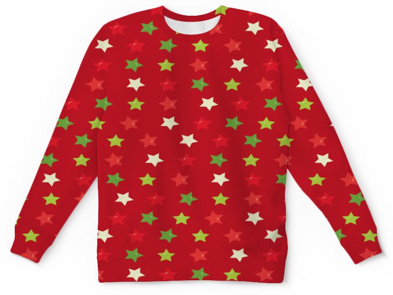 Printio Звезды детский свитшот унисекс printio новогодние звезды