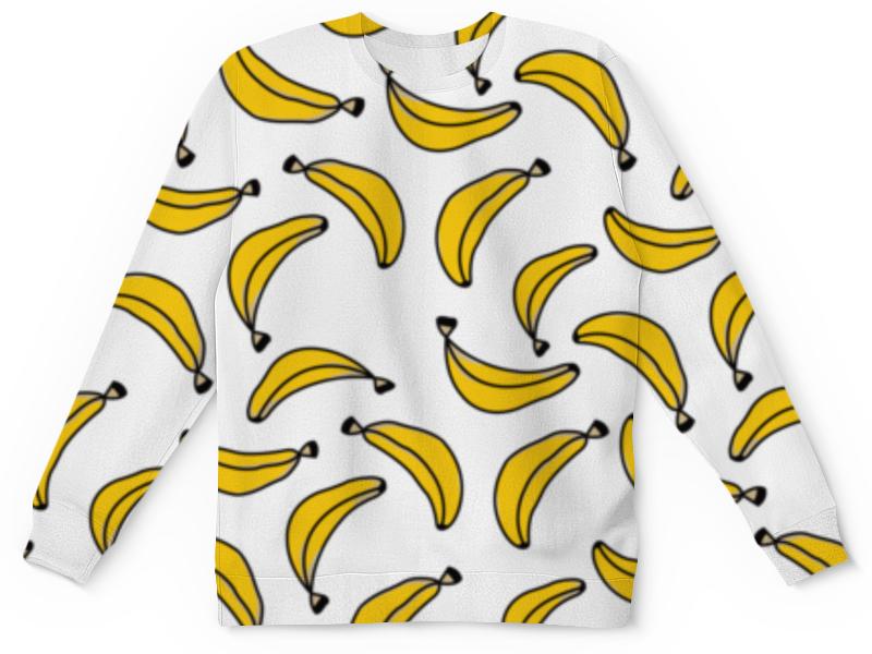 Детский свитшот унисекс Printio Бананы детский свитшот унисекс printio свинка пеппа