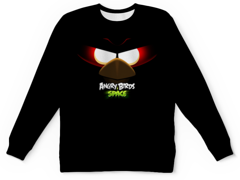 Printio Space (angry birds) платье angry birds
