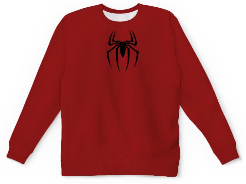 Детский свитшот унисекс Printio Человек-паук