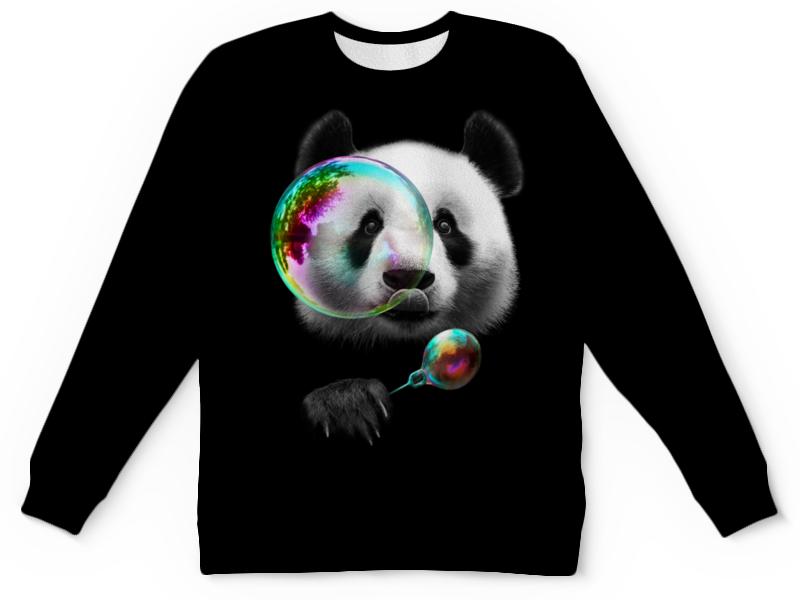 Детский свитшот унисекс Printio Панда детский свитшот унисекс printio панда
