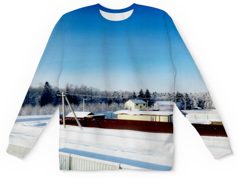 Printio Зима. мороз. солнце. цена и фото