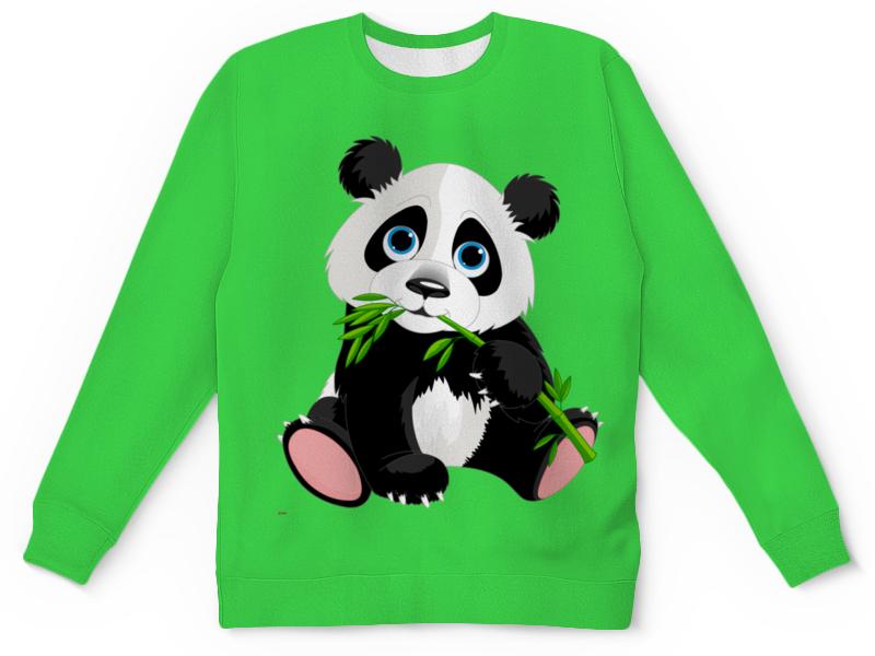 Детский свитшот унисекс Printio Мишка детский свитшот унисекс printio панда