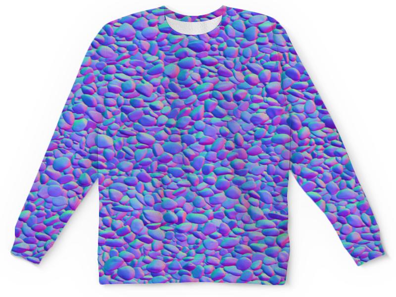 Детский свитшот унисекс Printio Цветные