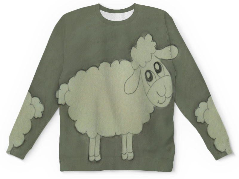 Printio Детский овечка цена и фото