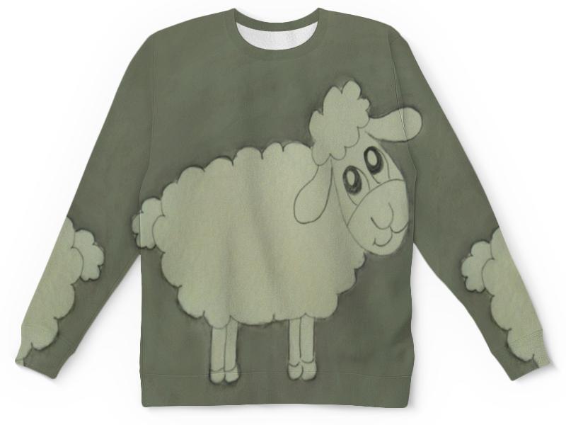 Детский свитшот унисекс Printio Детский овечка детский свитшот унисекс printio свиншот детский односторонний