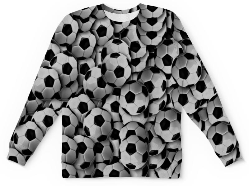 Детский свитшот унисекс Printio Футбол детский