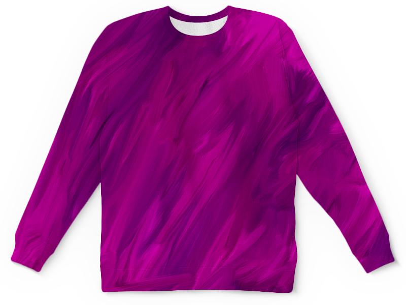 Детский свитшот унисекс Printio Фиолетовый детский свитшот унисекс printio спиннер