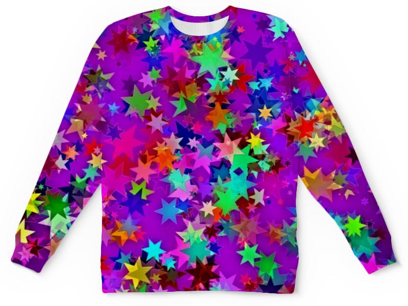 Детский свитшот унисекс Printio Звездное конфетти детский свитшот унисекс printio звездное конфетти