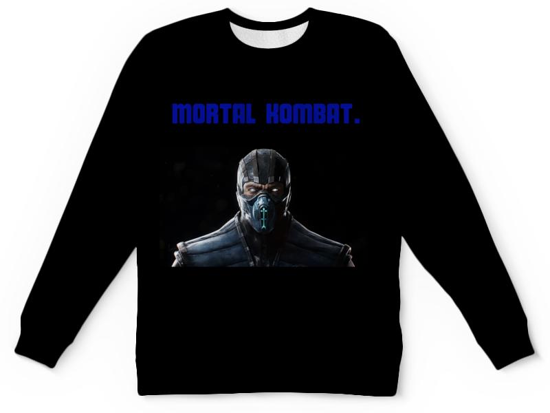 цена Printio Mortal kombat.