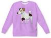 """Детский свитшот унисекс """"ДЖЕК РАССЕЛ.СОБАКА"""" - майкл джексон, щенок, собака, животное, рассел"""