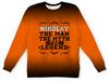 "Детский свитшот унисекс ""Николай the Legend"" - man, legend, николай, коля, nikolay"