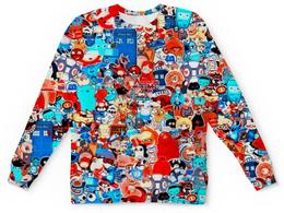 """Детский свитшот унисекс """"Мульт"""" - мультики, симпсоны, игрушки, покемон, человек паук"""