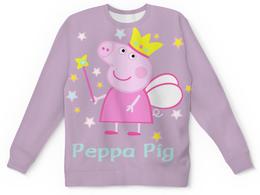 """Детский свитшот унисекс """"свинка пеппа"""" - peppa pig"""