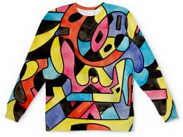 """Детский свитшот унисекс """"ttt`12ll"""" - арт, узор, абстракция, фигуры, текстура"""