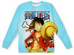 """Детский свитшот унисекс """"One Piece"""" - аниме, манга, ван пис, one piece"""