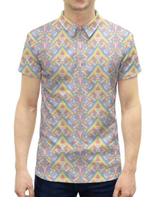 Рубашка Поло с полной запечаткой Printio Ngjjvbn480 фартук с полной запечаткой printio ngjjvbn480
