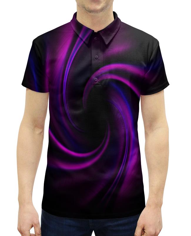 лучшая цена Printio Абстрактный фиолетовый