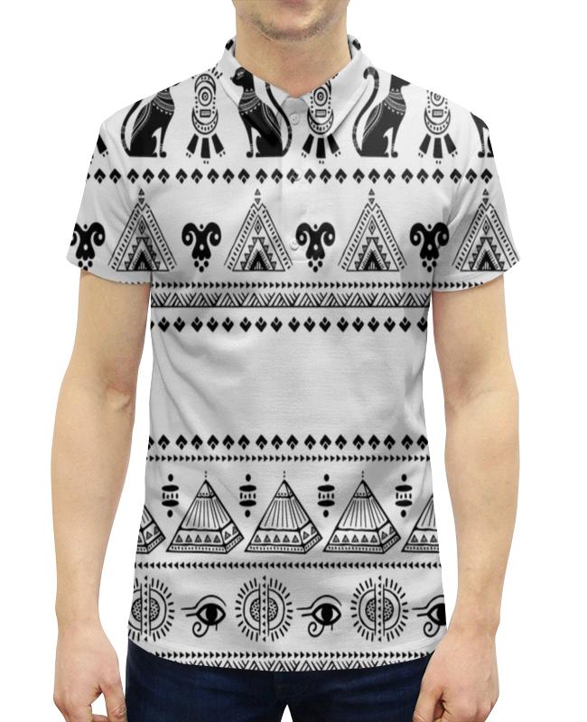 Рубашка Поло с полной запечаткой Printio Египет рубашка поло с полной запечаткой printio египет