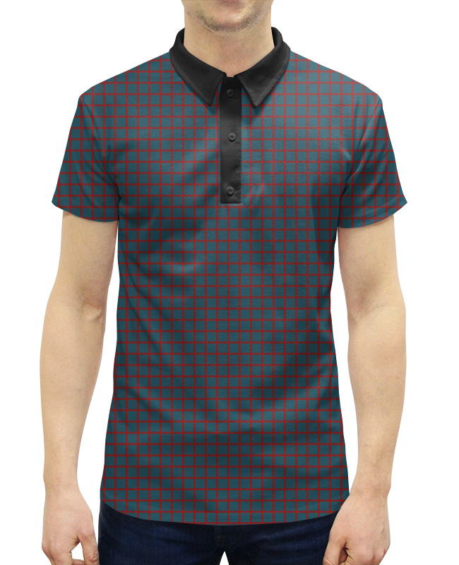 Фото - Рубашка Поло с полной запечаткой Printio Рубашка поло рубашка поло с полной запечаткой printio meltdown няша