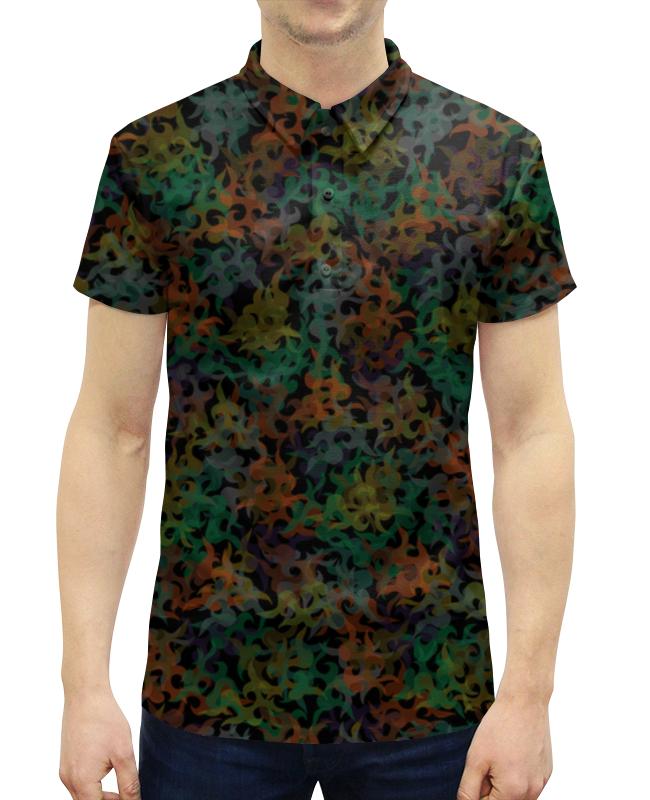 Рубашка Поло с полной запечаткой Printio Sweet dreams футболка классическая printio sweet dreams