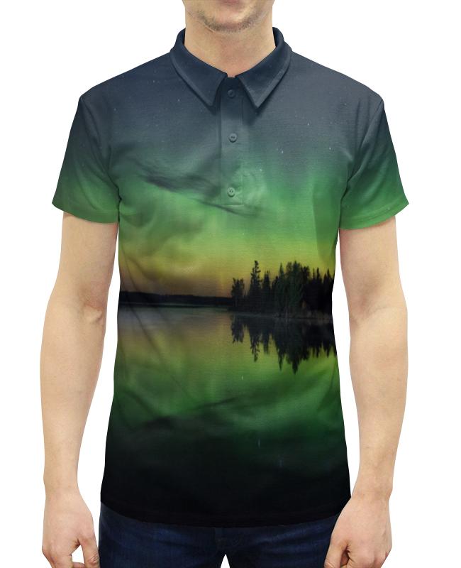 Рубашка Поло с полной запечаткой Printio Сумерки рубашка поло printio фк нефтехимик