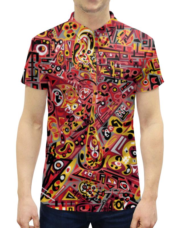 Рубашка Поло с полной запечаткой Printio Zdermm431 толстовка с полной запечаткой printio zdermm431