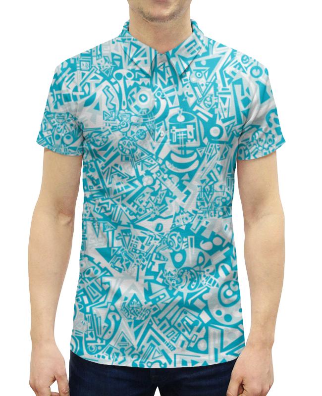 Рубашка Поло с полной запечаткой Printio Ccddmvbh523 фартук с полной запечаткой printio ccddmvbh523
