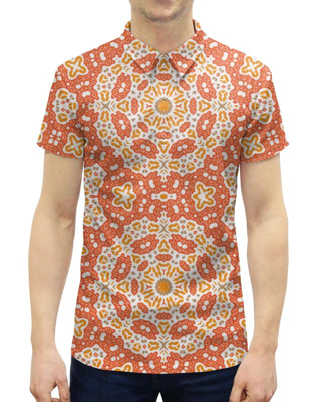 Рубашка Поло с полной запечаткой Printio Нежный. зверев с оранжевая рубашка смертника isbn 9785699931026