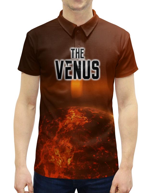 лучшая цена Printio The venus (the planet)