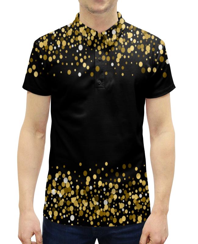 Рубашка Поло с полной запечаткой Printio Блестящий борцовка с полной запечаткой printio блестящий