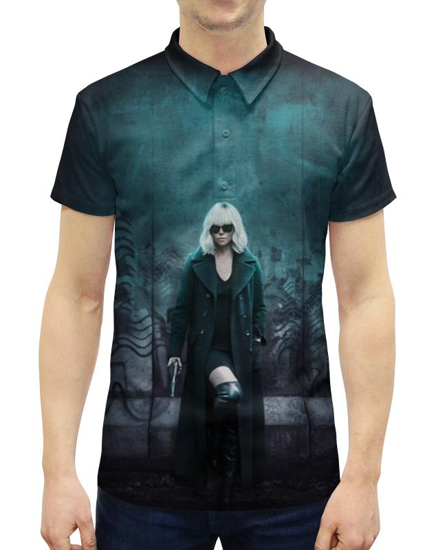 Рубашка Поло с полной запечаткой Printio Взрывная блондинка борис херсонский одесский дневник 2015–2016 взрывная волна