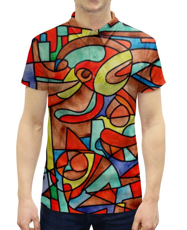 Рубашка Поло с полной запечаткой Printio Vm-mv[=]