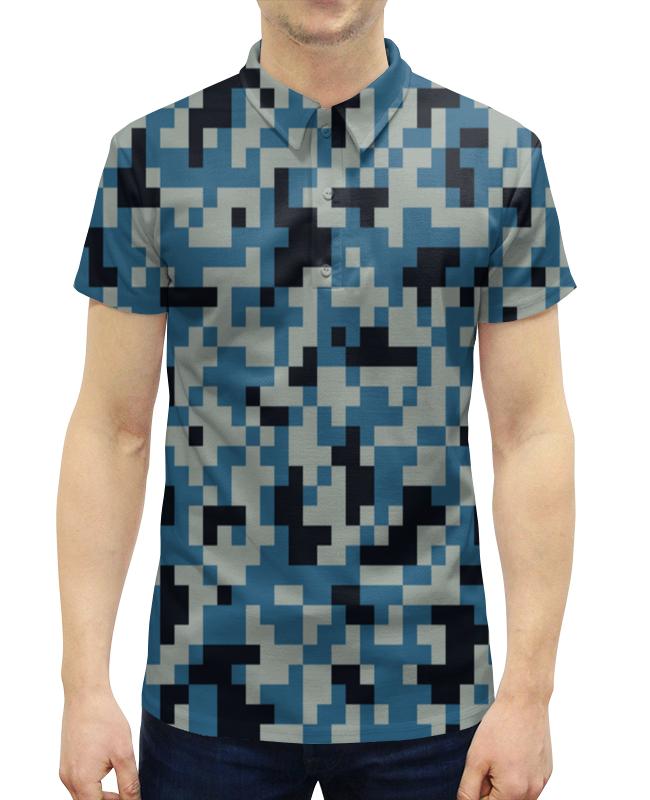 Рубашка Поло с полной запечаткой Printio Небесный камуфляж набор для гостиной мф мастер арто 5507