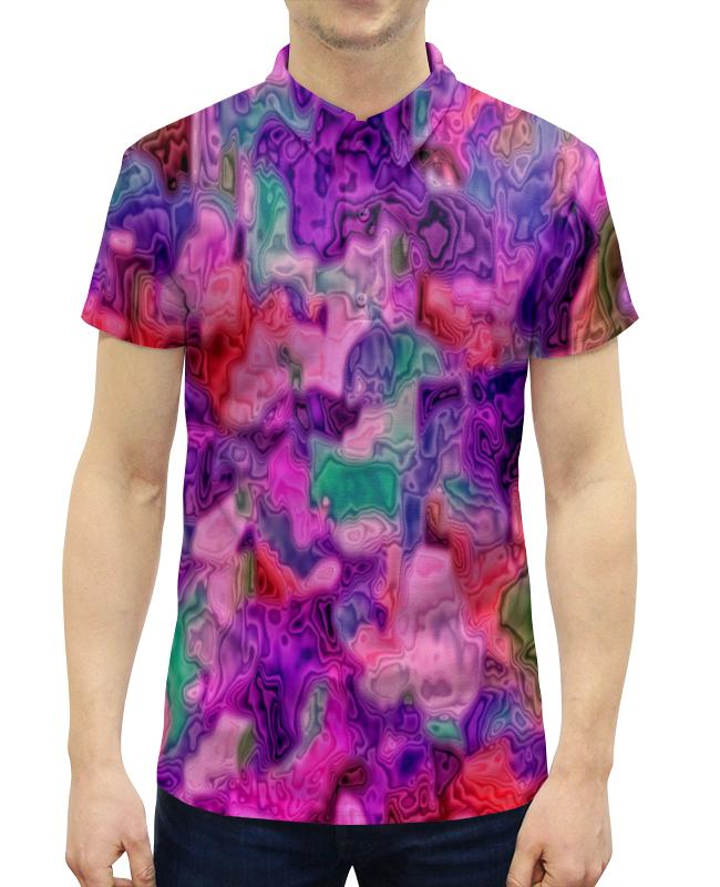 Printio Неоновые краски футболка с полной запечаткой для девочек printio неоновые краски