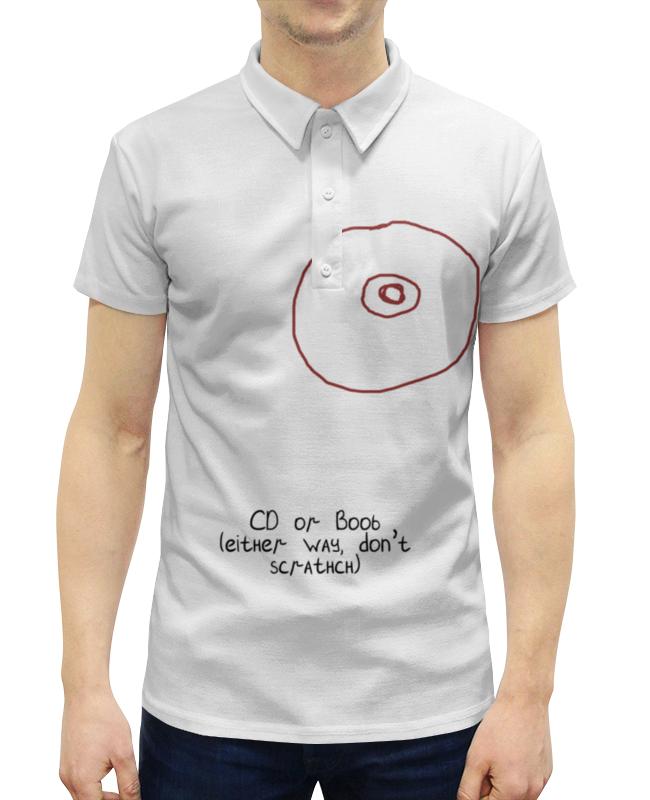 Рубашка Поло с полной запечаткой Printio Cd или титя рубашка поло stella plays printio cd или титя