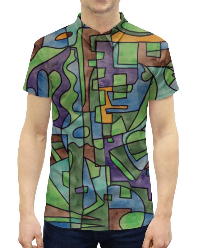 Рубашка Поло с полной запечаткой Printio W`zzzzcx`90.1 юбка карандаш printio w zzzzcx 90 1