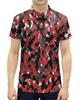 """Рубашка Поло с полной запечаткой """"камуфляж"""" - арт, стиль, армия, рисунок"""